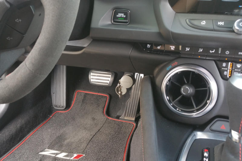 ravelco anit-thef device_installation chevy ZL-1 camaro