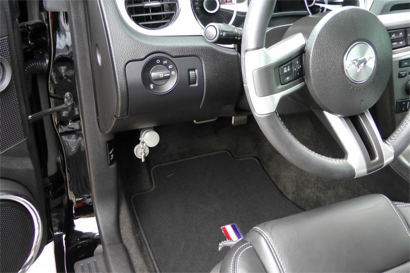 ravelco dispositivo antirrobo Ford Mustang