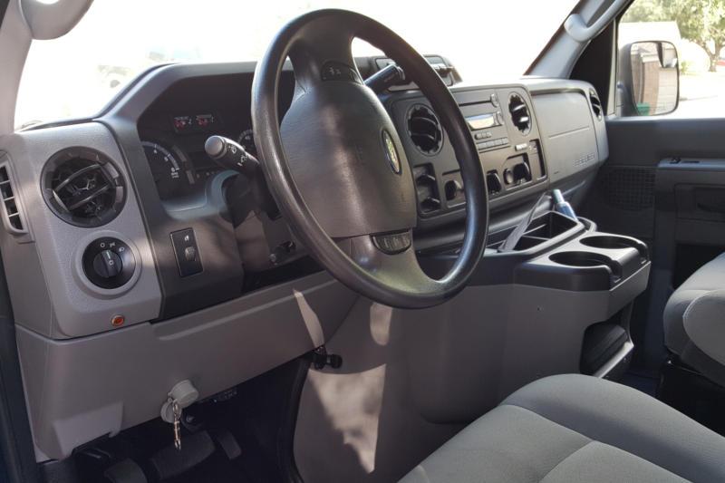 ravelco dispositivo antirrobo Ford e-350